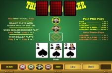 Three card poker strategy trainer taxes on poker winnings canada
