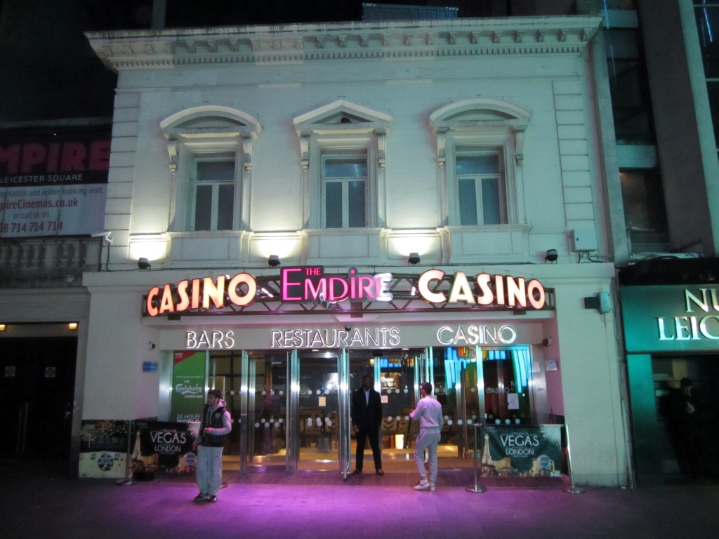 Gambling in london everest casino