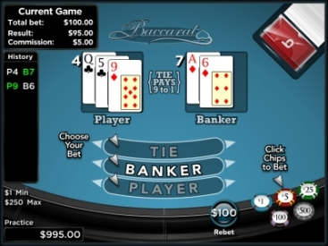 wizard of odds baccarat insurance