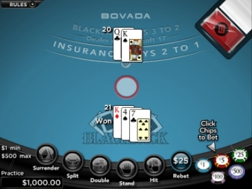 black jack game download