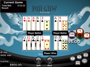 free pai gow practice games
