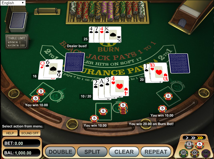 Science texas holdem