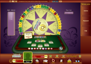 The big wheel casino game strategy howard marks video casino games