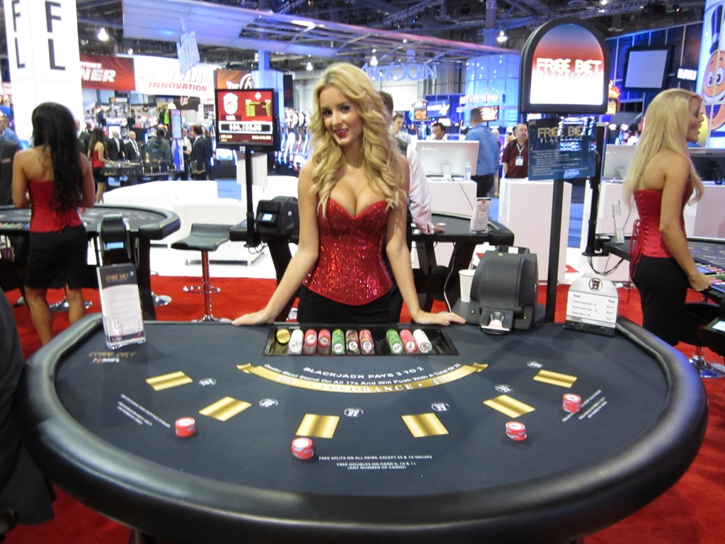 Blackjack, Roulette, & More