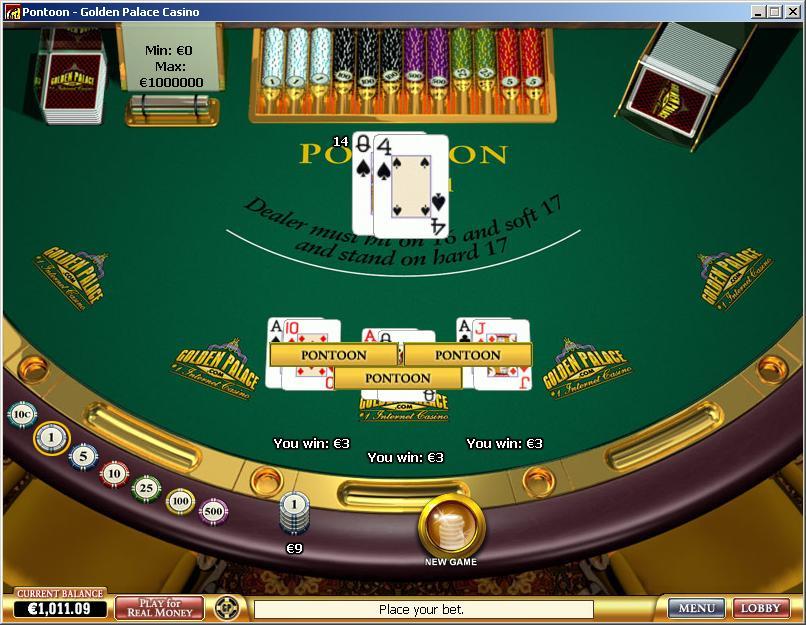 Blackjacks buffet treasury casino
