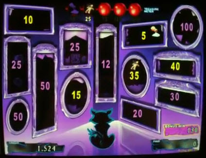 Slot Machine You Break Mirrors In Bonus