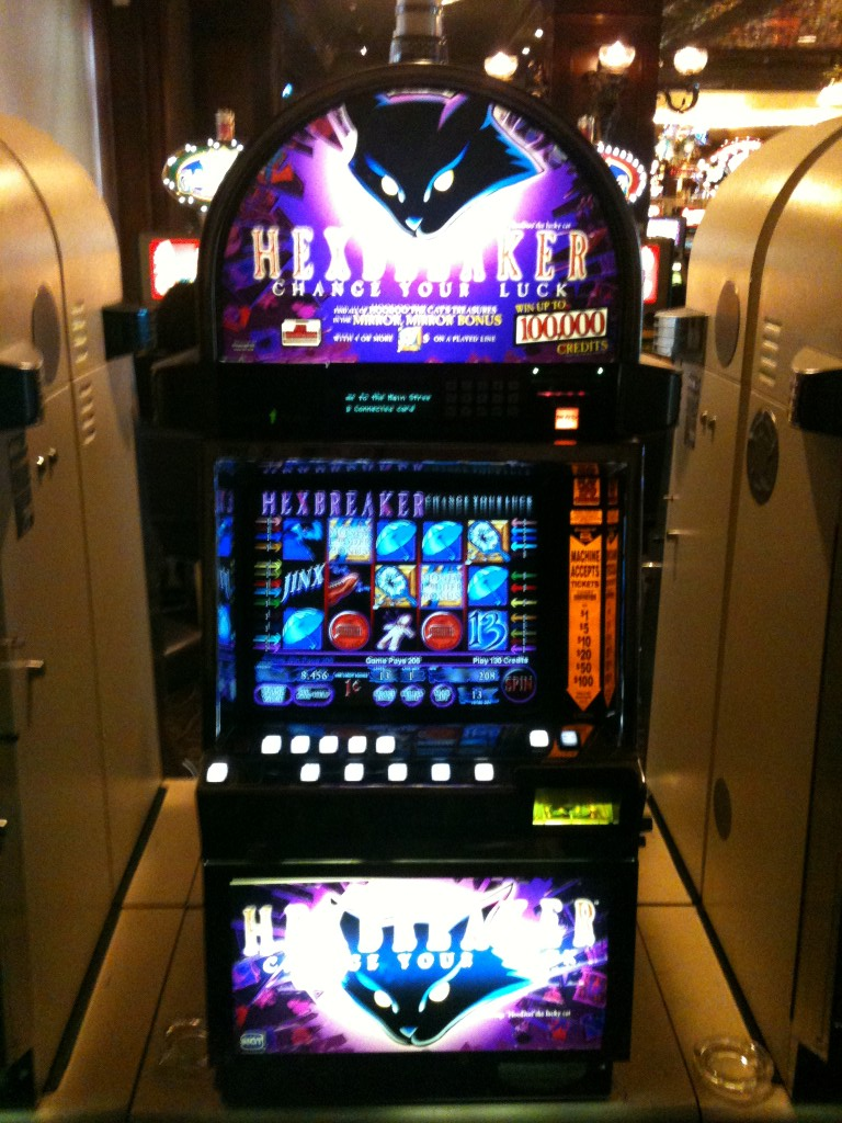 Slots sign up bonus