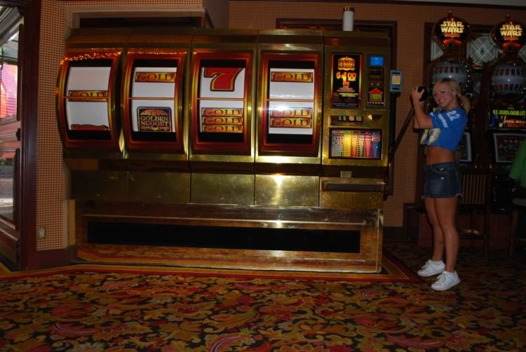 slot machines best odds