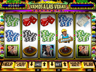 slot of vegas