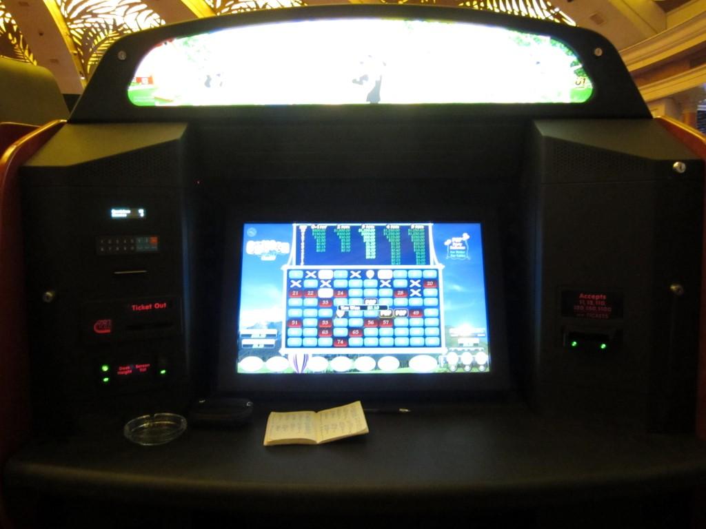 Redneck Keno - Wizard of Odds
