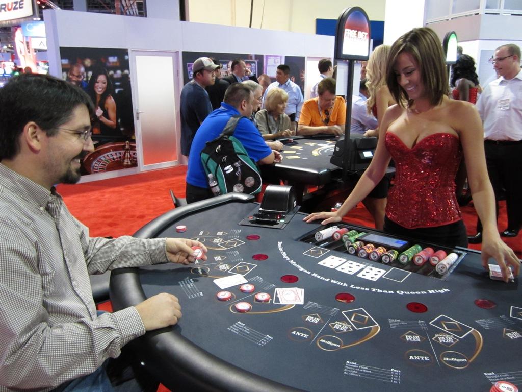 Cowboys Casino Poker