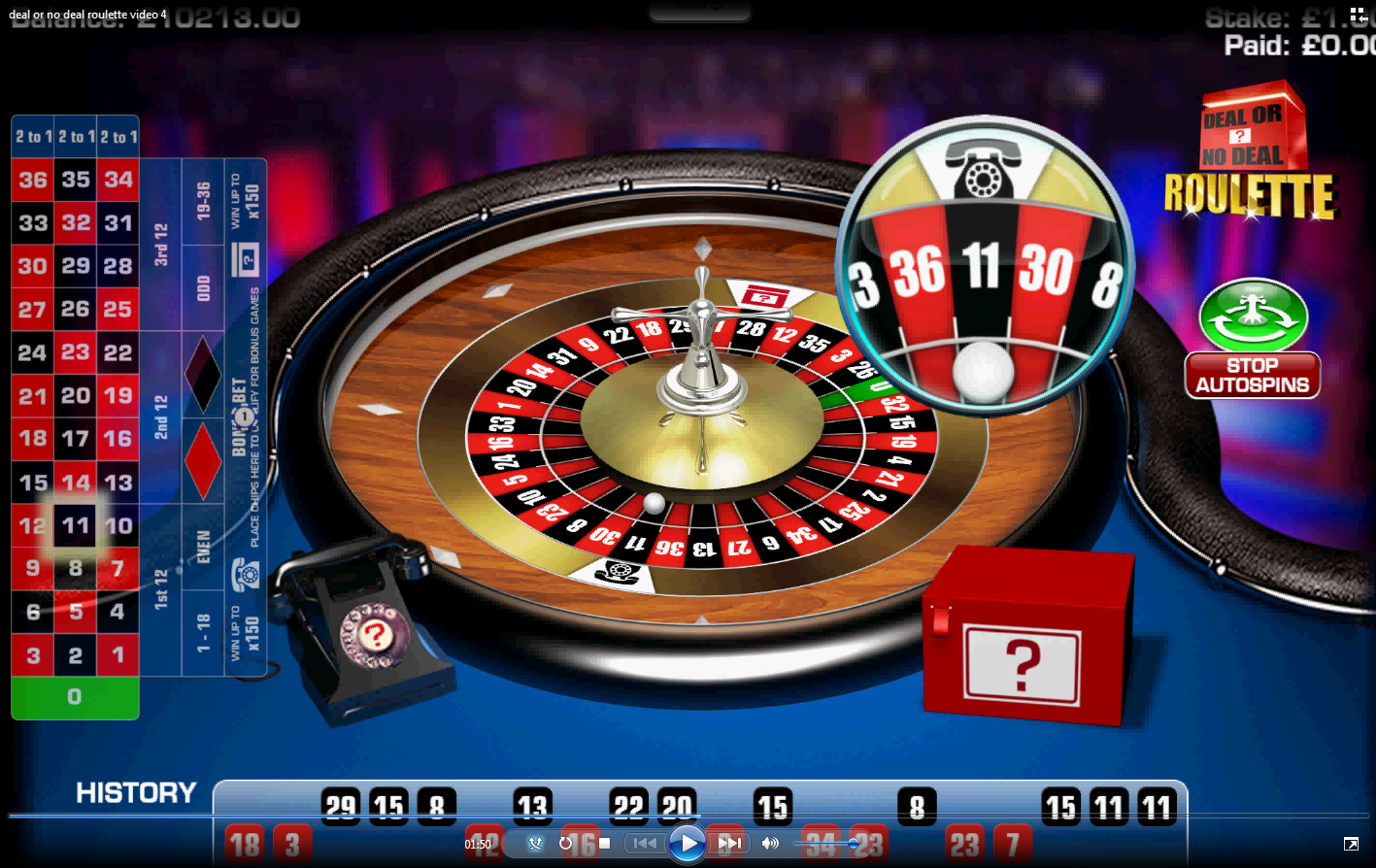 roulette 24 game