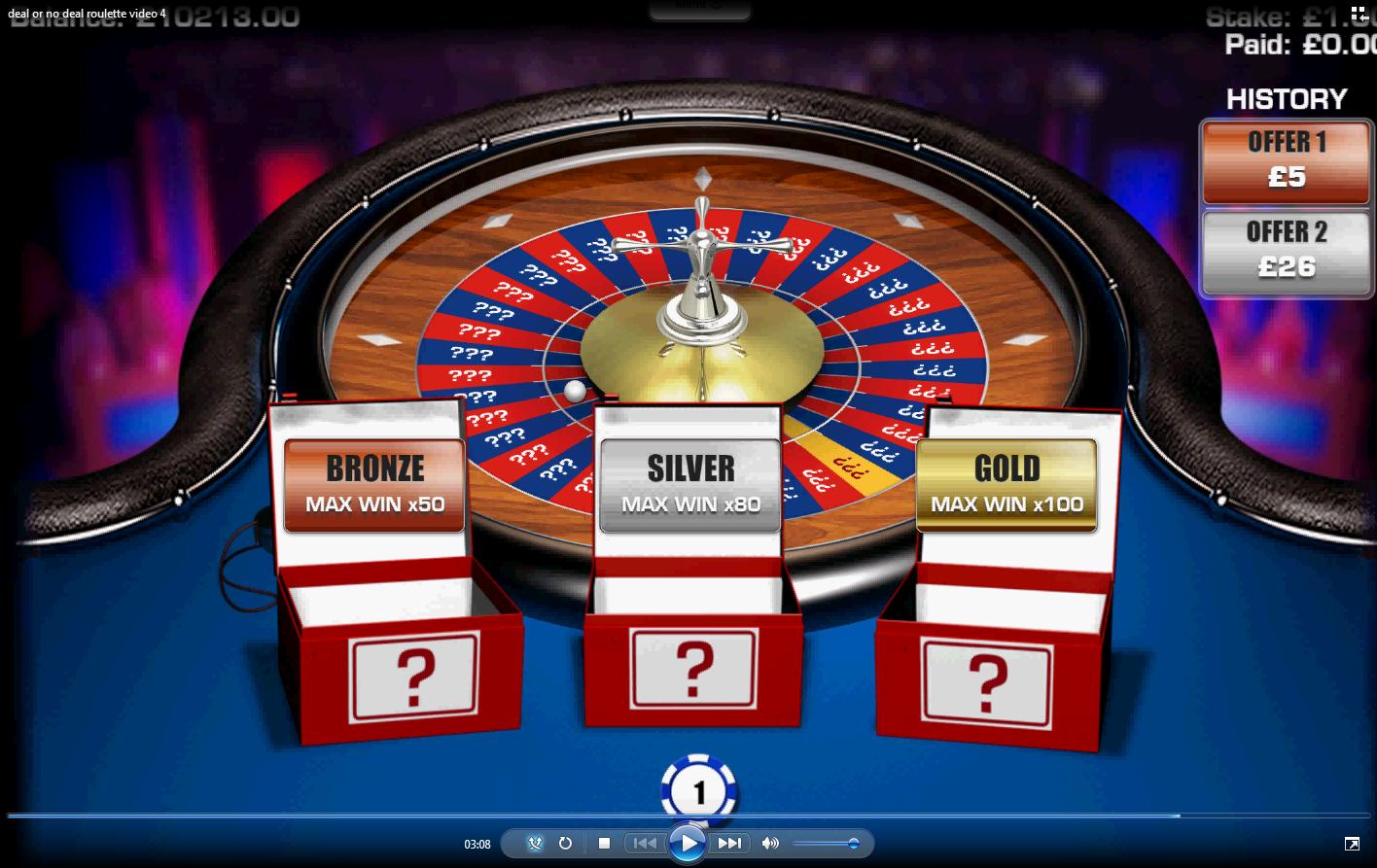 Roulette 100 bonus