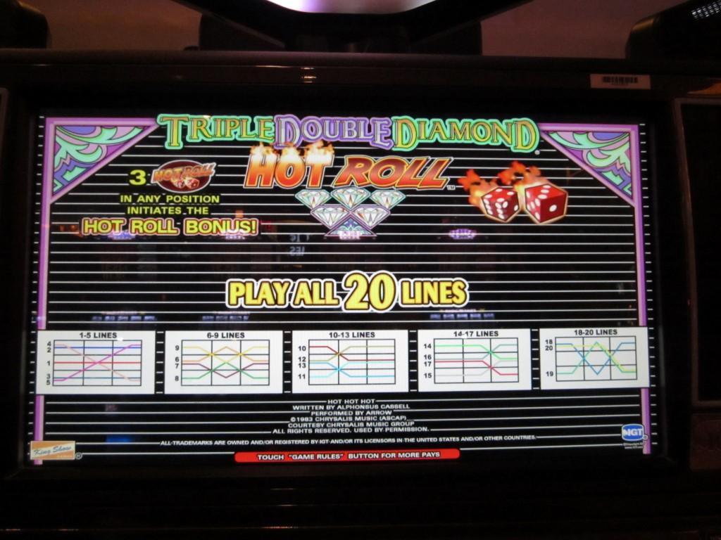 Hot Roll Slot Machine 8