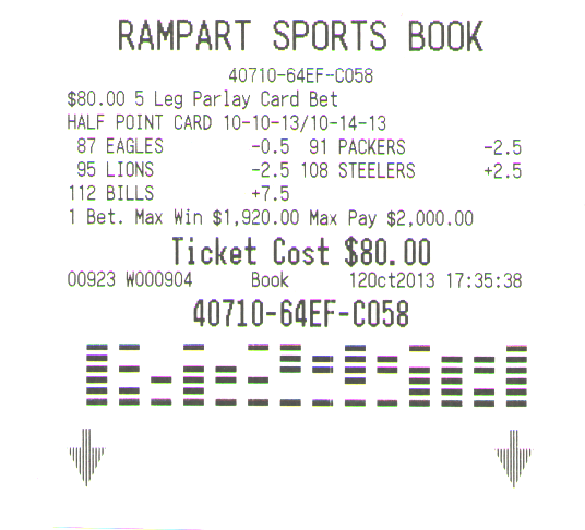 sports betting parlay explained
