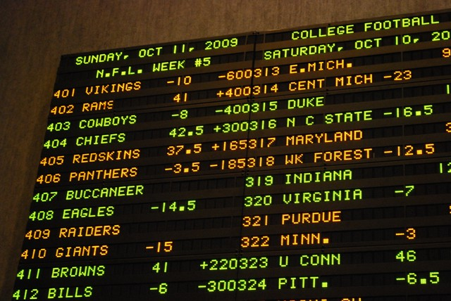 bovadas sports betting odds