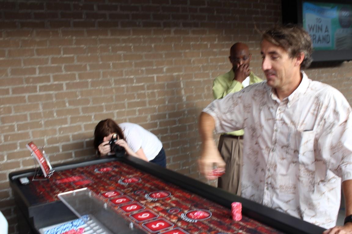 street corner dice games