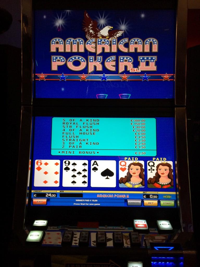 Amerikan Poker