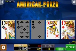 Poker American