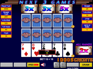 Video poker questions legal sports gambling states
