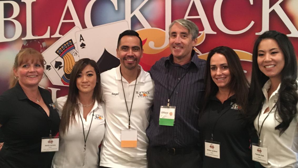 Blackjack by gardner