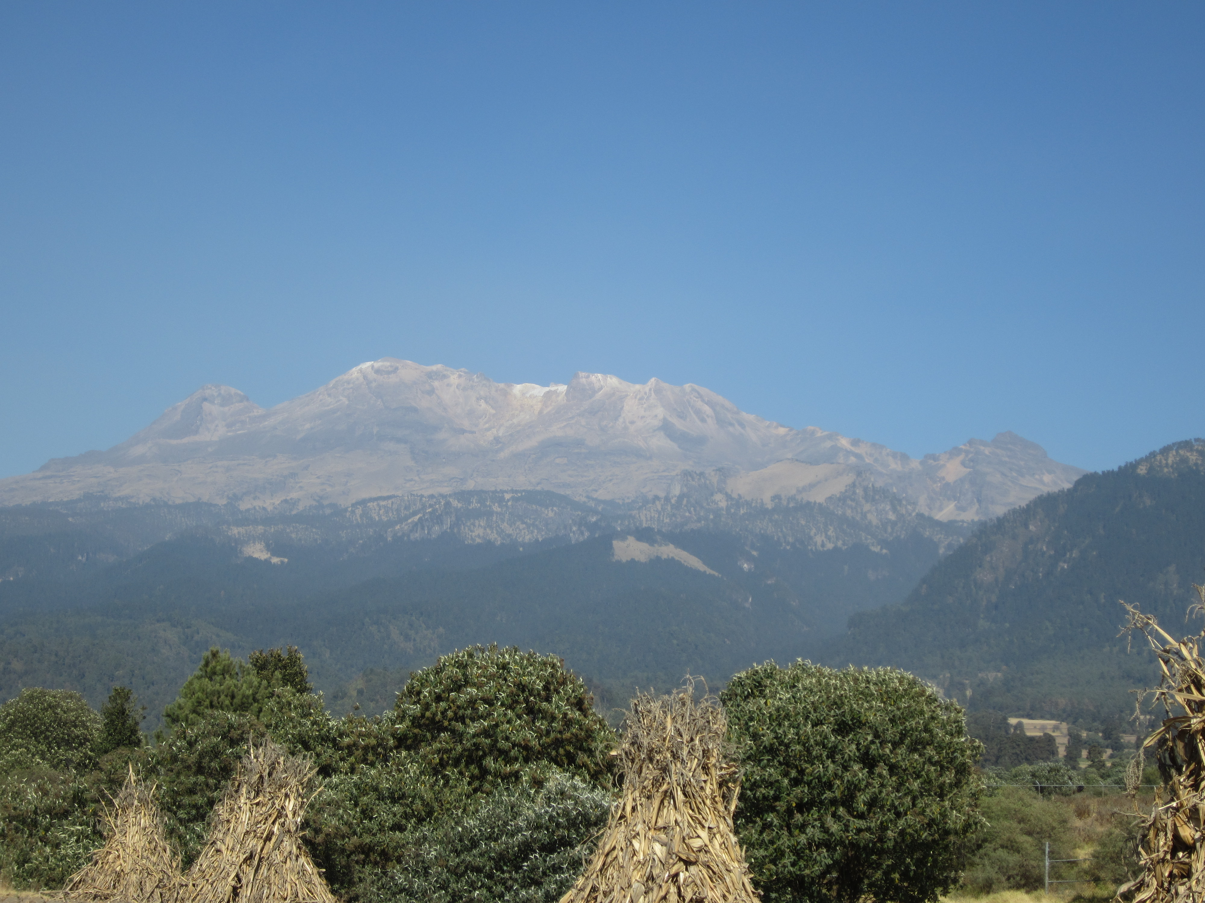 Pico de Orizaba and Iztaccihuatl Guided Climbing Expedition on ...