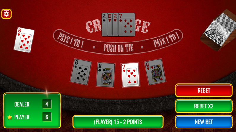 Cribbage Casino Game - Other Games - Gambling - Page 1