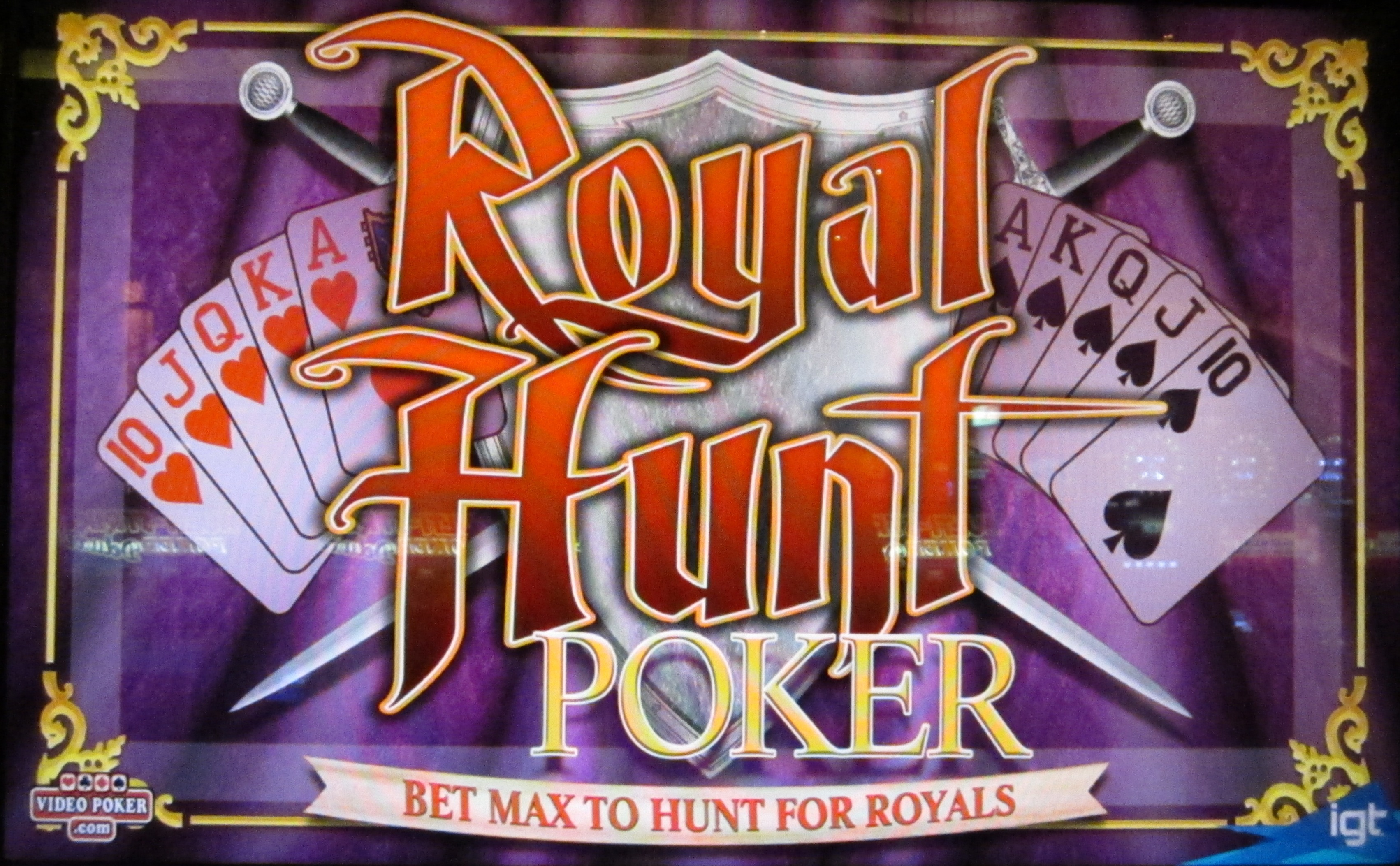 royal hunt deluxe game