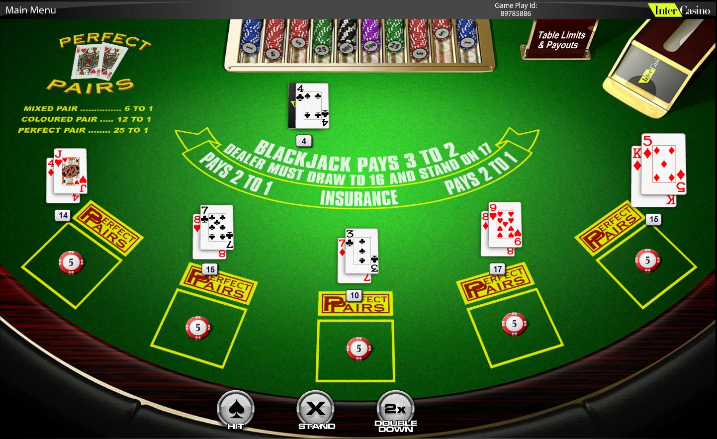 4 deck blackjack betting trigger review