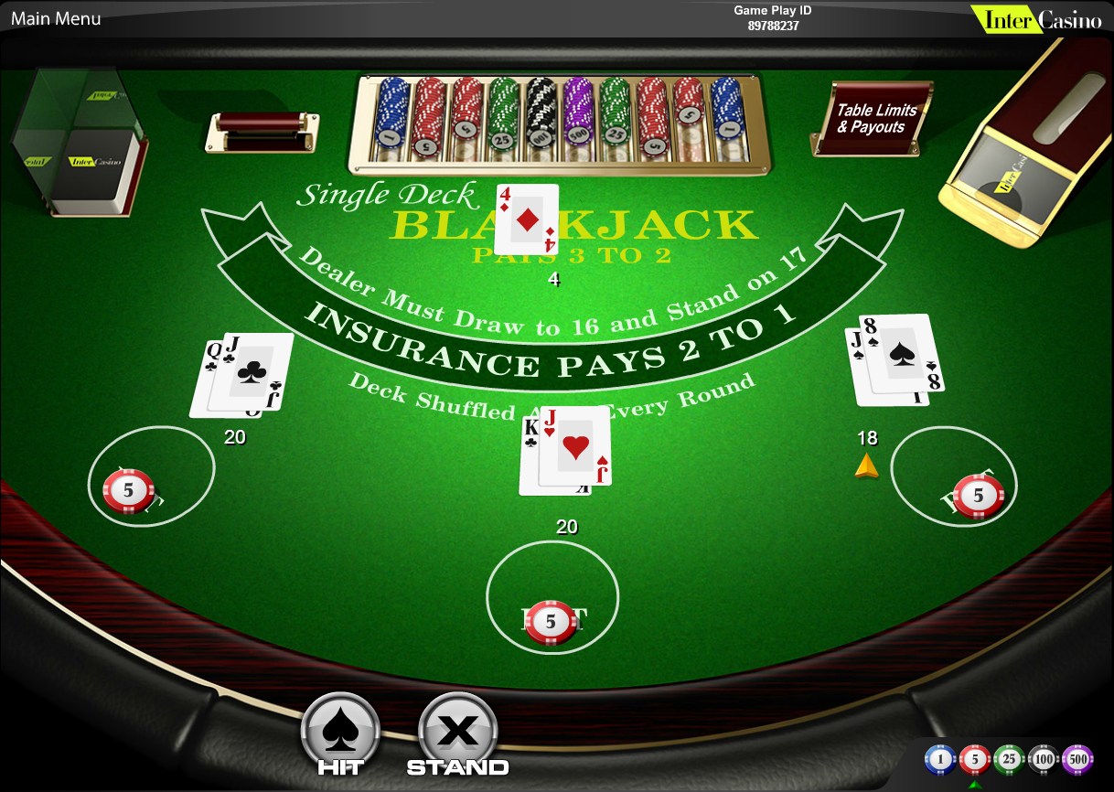 best online casino wizard of odds