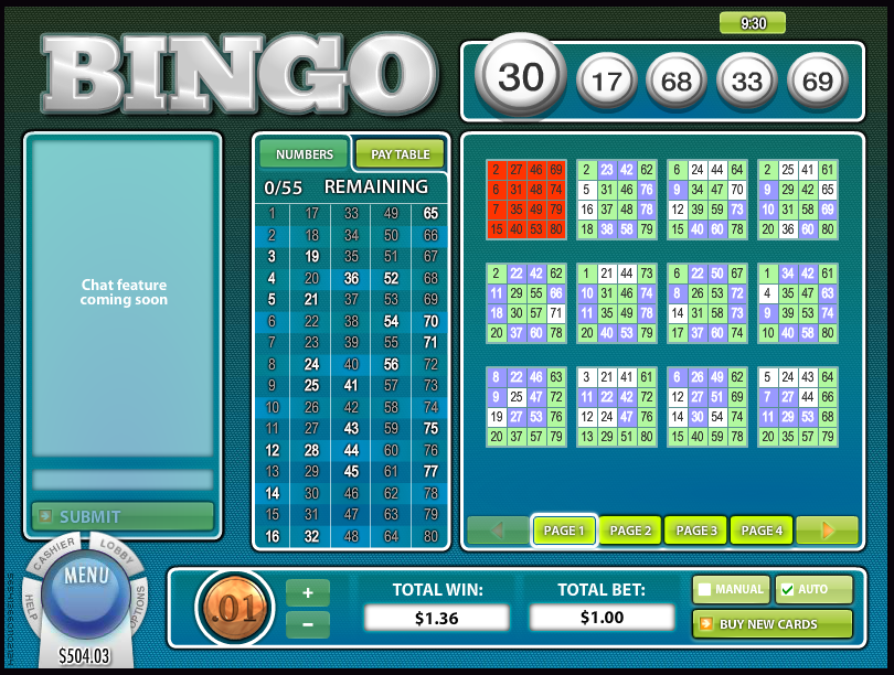 How to play bingo casino games casinos in northern minnesota