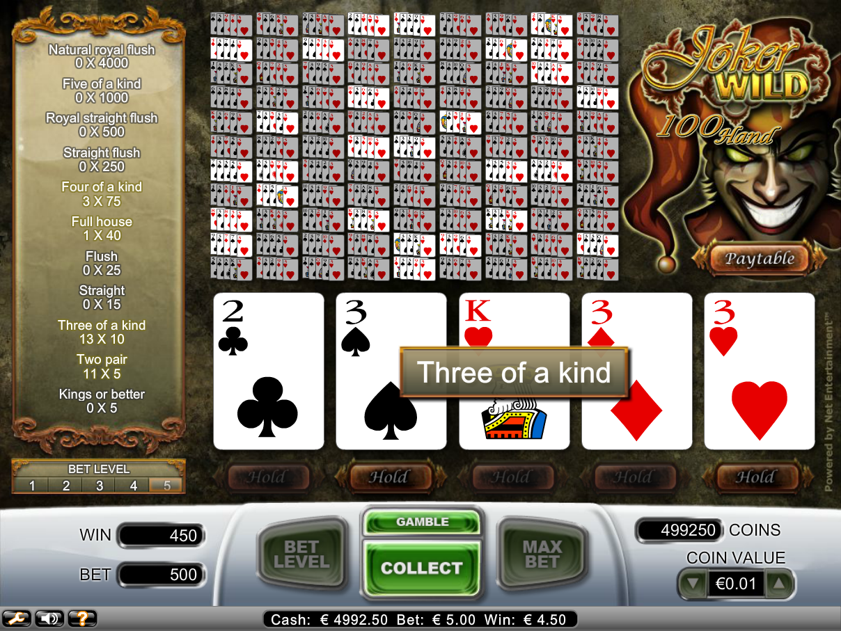 online casino ratings joker poker