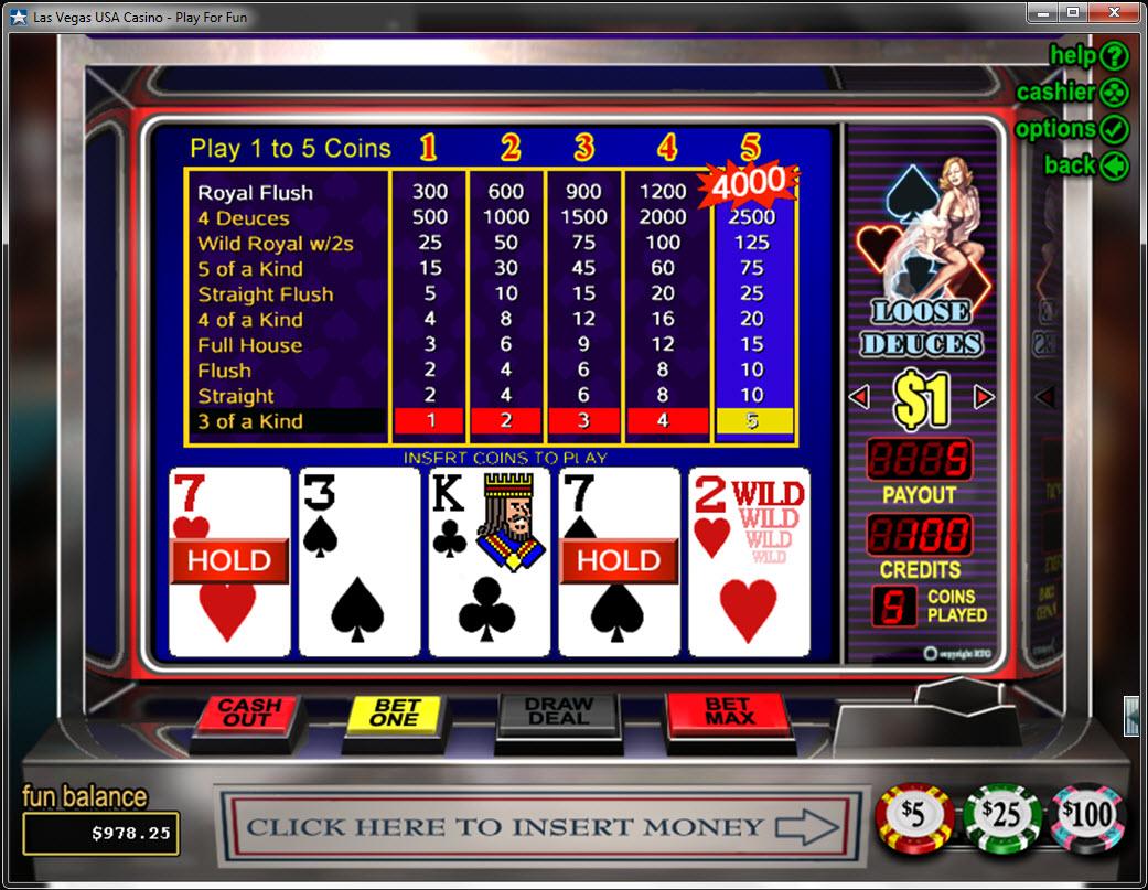 Spiele Loose Deuces - Video Slots Online