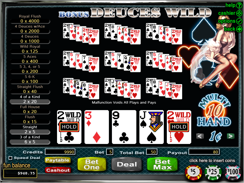online slots amerikan poker 2