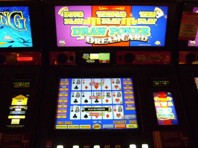 Dream card poker machines what is a express card slot