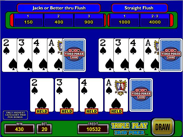 Play wheel poker deluxe