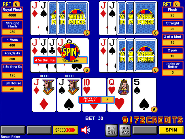 Deuces Wild Videopoker | Casino.com Schweiz