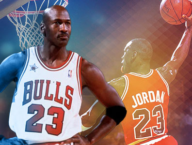 Michael Jordan The Living Legend