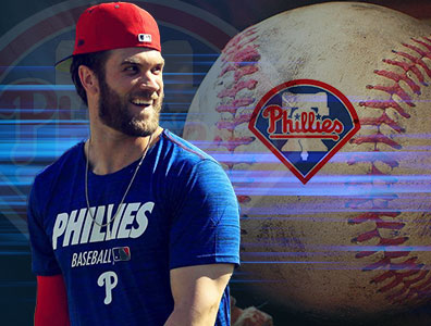 Bryce Harper Lands a Deal for $330 million for 13 Years
