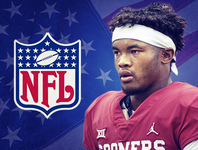 """Kyler Murray Measures 5' 10 1/8"""" at NFL Scouting Combine"""