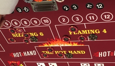 Hot Hand side bet - Table Games - Gambling - Page 1 - Forums