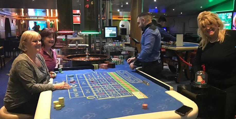 Jackpot Streets Double Six