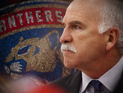 Joel Quenneville Rejoins Dale Tallon with the Panthers