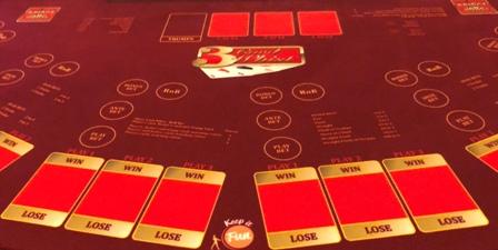 Three Card Whist