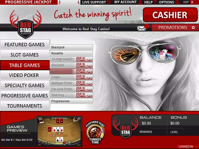 Red Stag Casino Review – Is this New Casino to be Trusted?