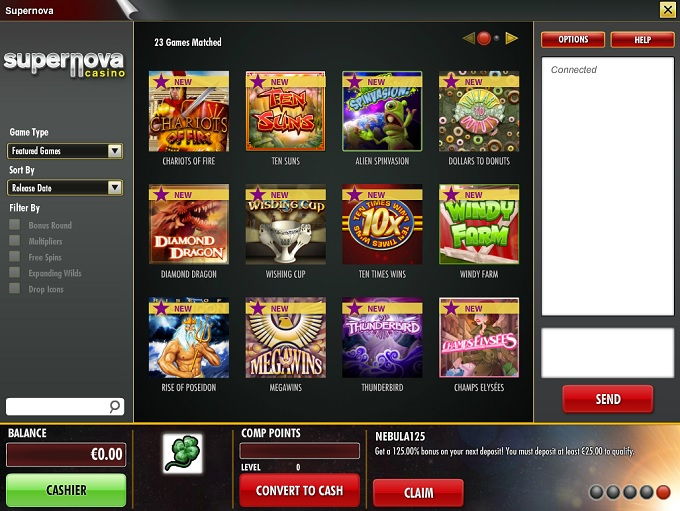 Supernova casino roulette how to raise max bet free casino slots south africa