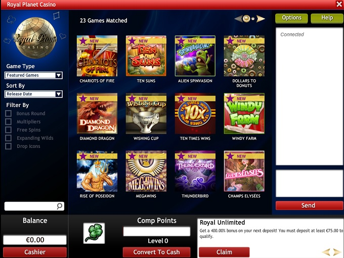 Planet 23 casino review best poker casinos online