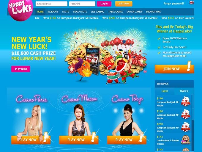 Онлайн казино happy luke игровые автоматы скачать бесплатно crazy