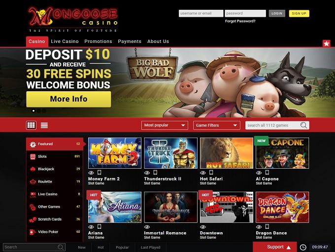 Venetian online casino