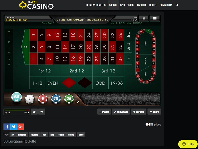 how to play online casino in canada